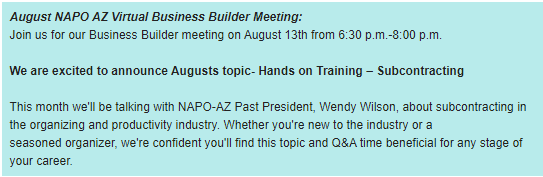 NAPO - Button 8.13 Meeting Graphic