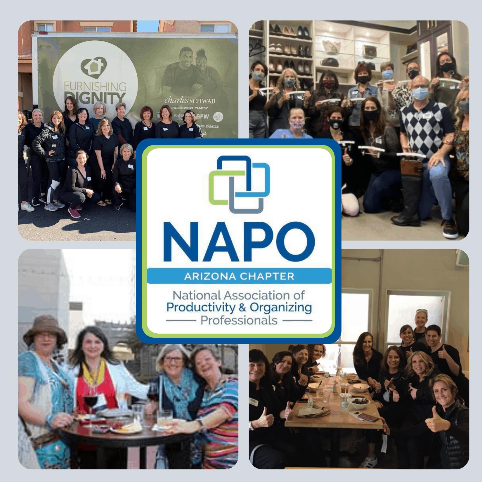 NAPO Arizona Organizing and Productivity Consultants