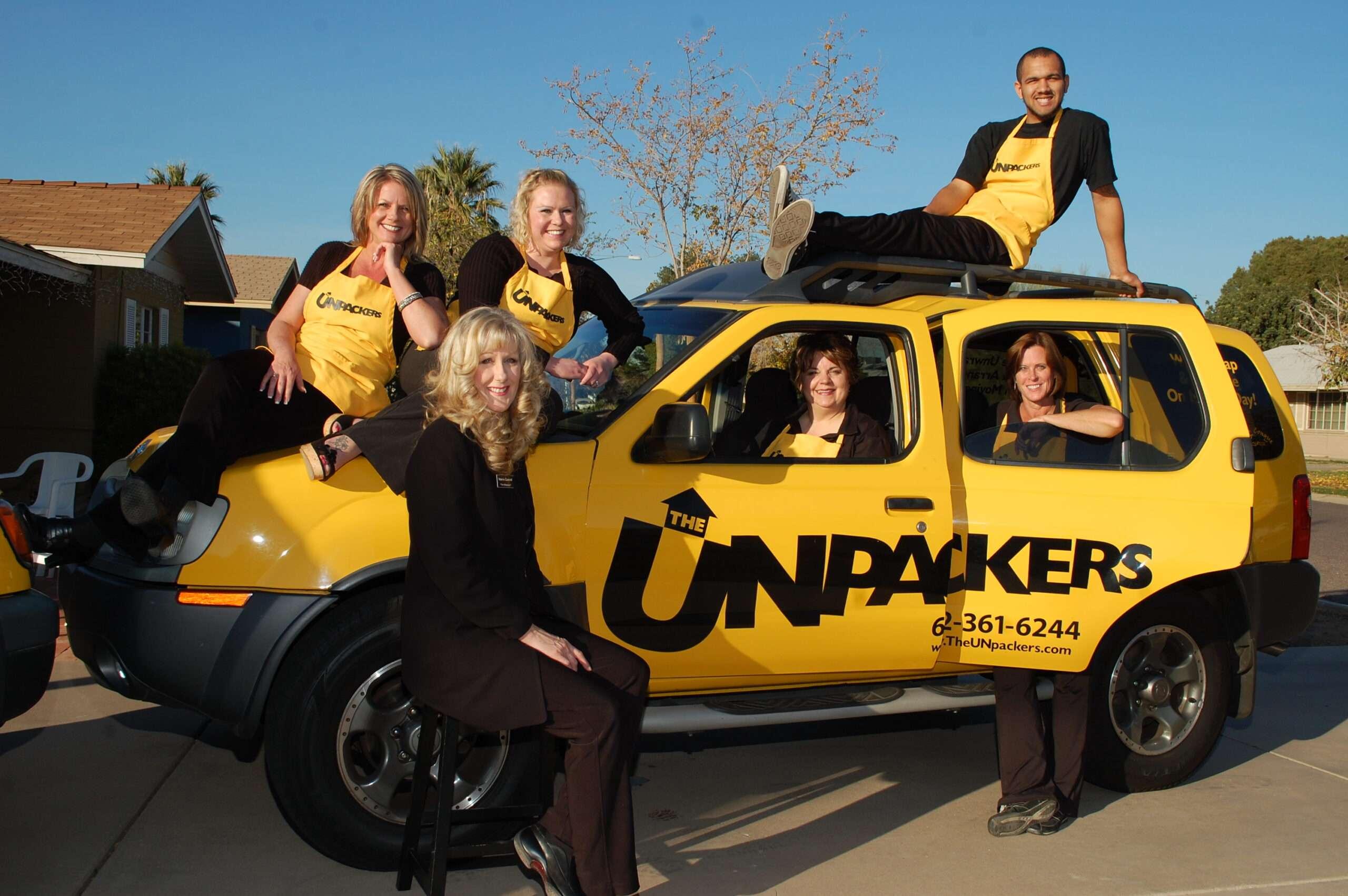 UNpackers